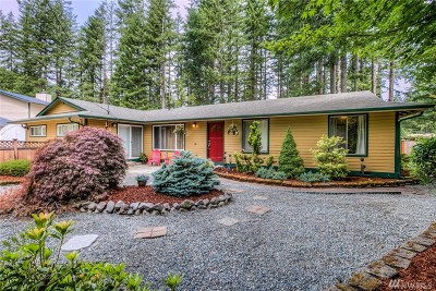North Bend Single Family Home For Sale: 43104 SE 173rd Place