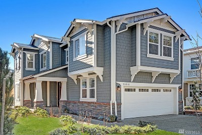 Sammamish Single Family Home For Sale: 24619 NE 16th St