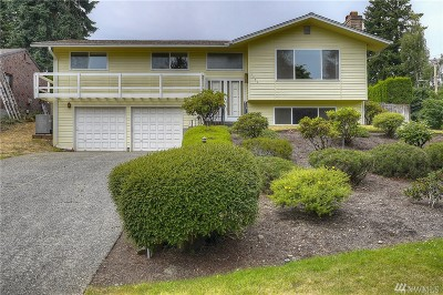 Pierce County Single Family Home For Sale: 1080 Claremont Ct