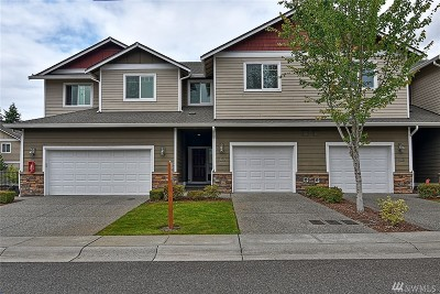 Lynnwood Condo/Townhouse For Sale: 4118 148th St SW #K2