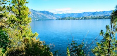 Chelan County, Douglas County Residential Lots & Land For Sale: 6264 S Lakeshore Rd