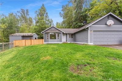 Arlington Single Family Home For Sale: 16614 130th St NE