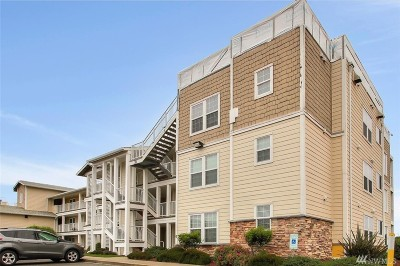 Grays Harbor County Condo/Townhouse For Sale: 1600 W Ocean Ave #1019