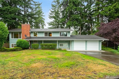 Federal Way Single Family Home For Sale: 30008 28th Place S