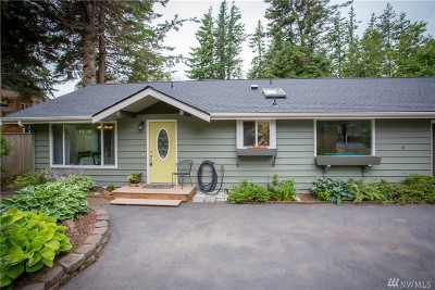 Whatcom County Single Family Home For Sale: 2877 Haxton Way