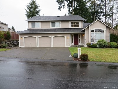 Pierce County Single Family Home For Sale: 6511 56th St Ct W