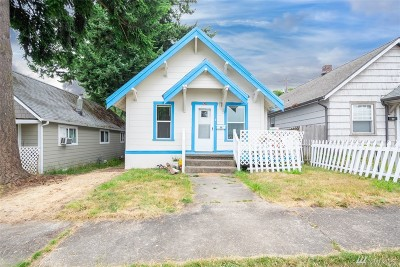 Chehalis Single Family Home For Sale: 920 NW Pennsylvania Ave