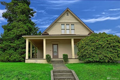 Everett Single Family Home For Sale: 2010 Broadway Ave