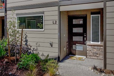 Edmonds Single Family Home For Sale: 14913 48th Ave W #L-2