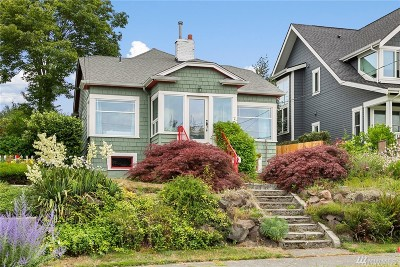 King County Single Family Home For Sale: 3232 NW 62nd St