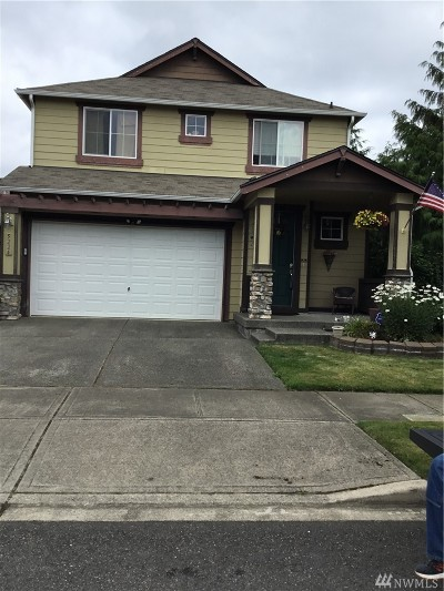 Lacey Single Family Home For Sale: 5224 55th Ave SE