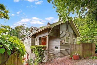 Seattle Multi Family Home For Sale: 3507 S Main