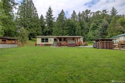 Sedro Woolley Single Family Home For Sale: 24878 Old Day Creek Rd