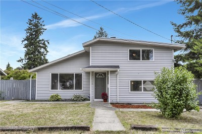 Tacoma Single Family Home For Sale: 2101 N Mullen St