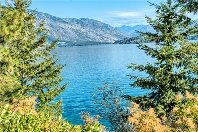 Douglas County, Chelan County Residential Lots & Land For Sale: 6170 S Lakeshore Rd