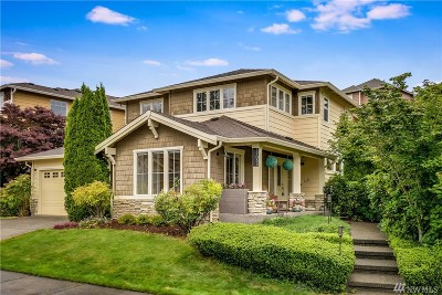 Renton Single Family Home For Sale: 17054 164th Wy SE