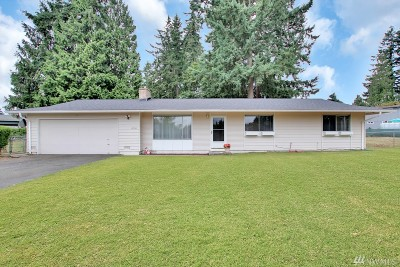Puyallup Single Family Home For Sale: 6506 103rd St E