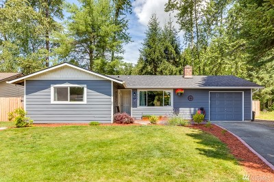 Marysville Single Family Home For Sale: 5625 95th St NE