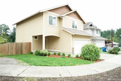 Renton Single Family Home For Sale: 18342 121st Place SE
