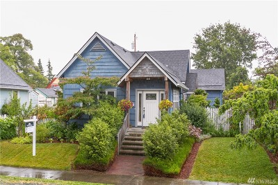 Bellingham Single Family Home For Sale: 2314 Jaeger