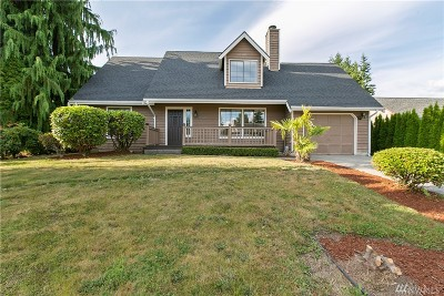 Edmonds Single Family Home For Sale: 4815 152nd St SW