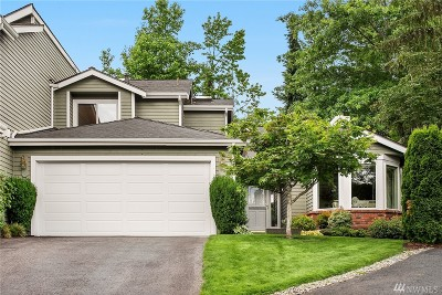 Issaquah Single Family Home For Sale: 4115 243rd Lane SE