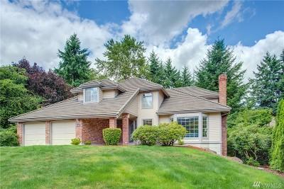 Bellevue WA Single Family Home For Sale: $1,299,000