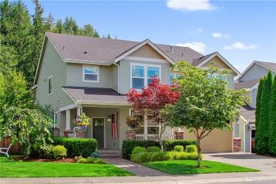 Bonney Lake Single Family Home For Sale: 18406 124th St E