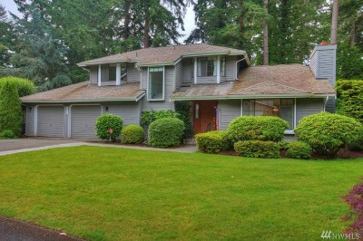 Lakewood Single Family Home For Sale: 9414 110th St SW