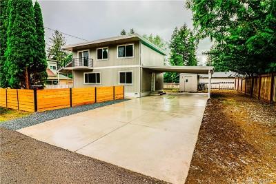 Black Diamond Single Family Home For Sale: 32319 Morgan Dr