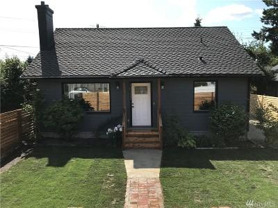 Tukwila Single Family Home For Sale: 10333 51st Ave S