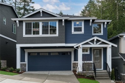 Issaquah Single Family Home For Sale: 22335 SE 43rd (Lot 18) Place