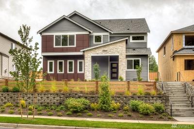 Marysville Single Family Home For Sale: 5029 83rd Ave NE #38