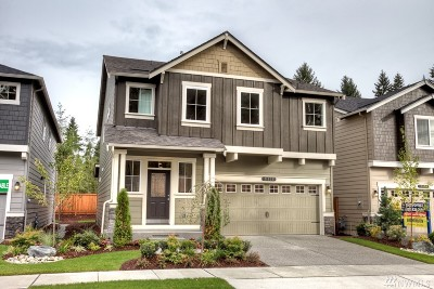 Lake Stevens Single Family Home For Sale: 12718 36th Place NE #BW9