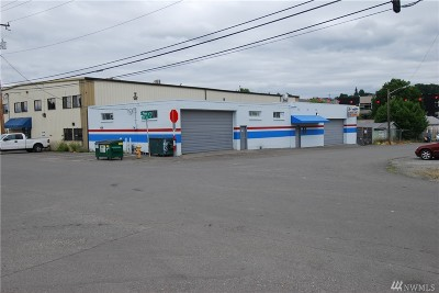 Seattle Commercial For Sale: 2104 S Plum St