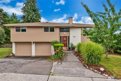 Mountlake Terrace Single Family Home For Sale: 6610 234th St SW