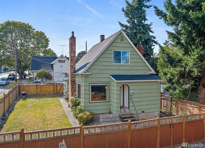 Tacoma Single Family Home For Sale: 4138 S J St
