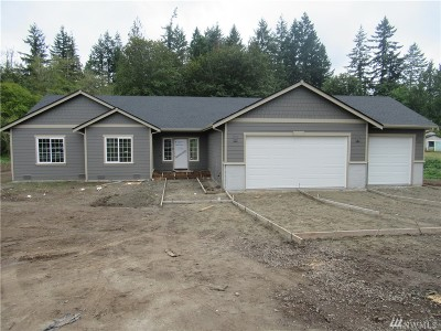 Port Orchard Single Family Home For Sale: 5122 SE Cottage Path Wy