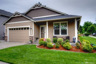 Tumwater Single Family Home Pending: 7139 Country Village Dr SW