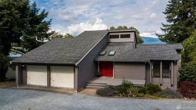 Bellingham Single Family Home For Sale: 4921 Fremont St
