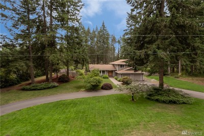 Graham Single Family Home For Sale: 9510 198th St E