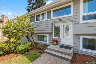 Edmonds Single Family Home For Sale: 21828 76th Place W