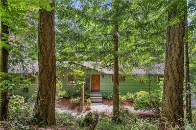 Issaquah Single Family Home For Sale: 25314 SE 135th St