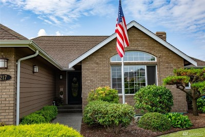 Lynden Single Family Home Pending: 217 Springview Dr