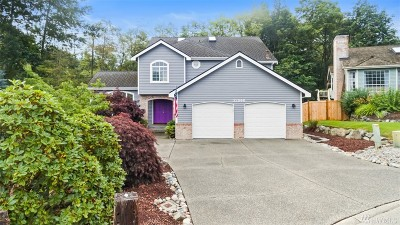 Federal Way Single Family Home For Sale: 32916 46th Ct SW