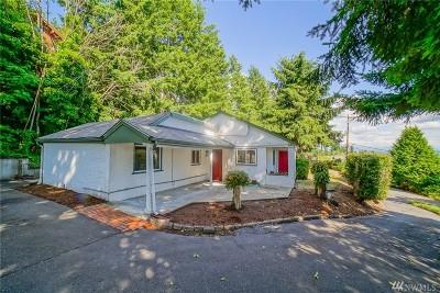 Edgewood Single Family Home For Sale: 5417 Monta Vista Dr E