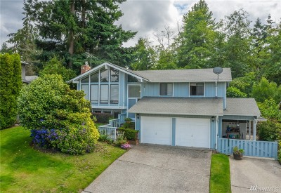 Federal Way Single Family Home For Sale: 407 S 308th St
