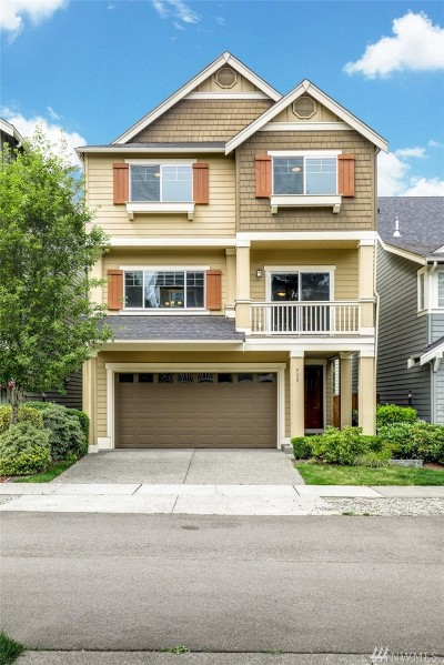 Issaquah Single Family Home For Sale: 715 6th Ave NW