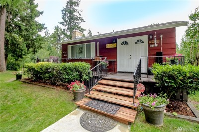 Pierce County Single Family Home For Sale: 33811 87th Ave S