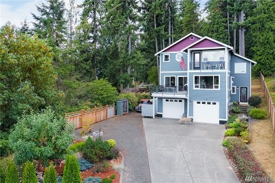 Bremerton Single Family Home For Sale: 1709 Shorewood Dr